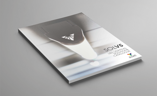 SOLV5 - LED Solutions Lighting Catalogue